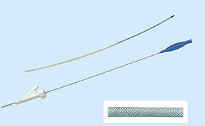 Self Expandable Titanium Biliary Stent